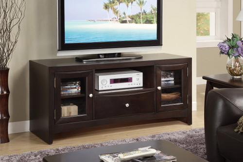 TV STAND W/1 CD DRAWER-F4519