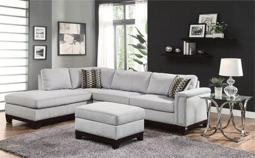 Reversible Sectional Mason Collection