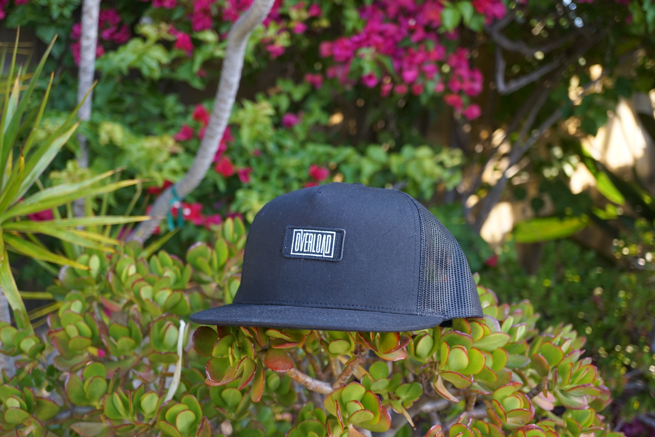 Overload Mesh Trucker hats here for summer
