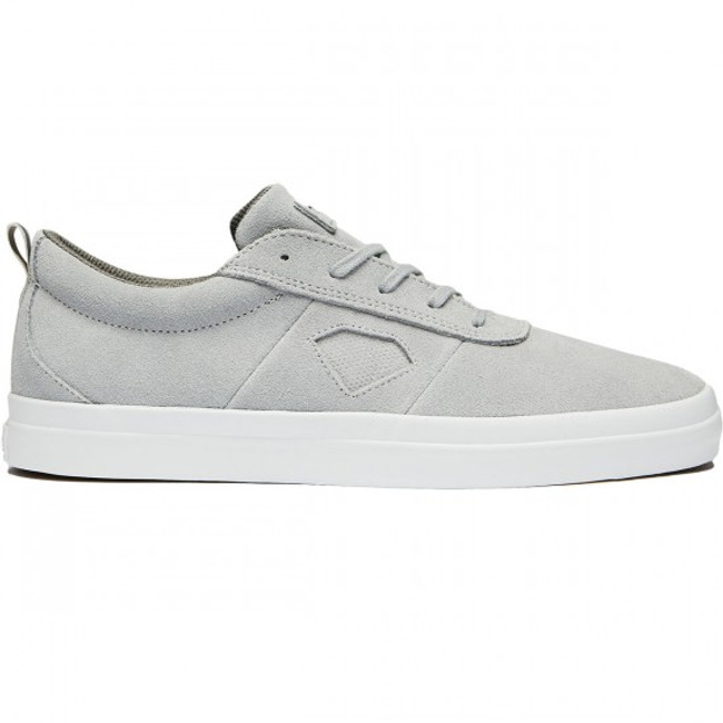 Diamond Supply Co - Icon - Grey Suede