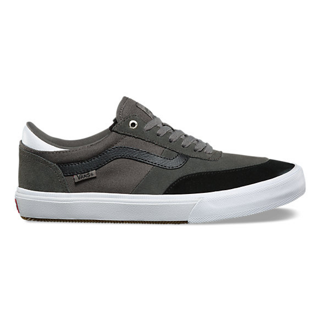 Vans- Gilbert Crockett 2 Pro - GunMetal/Black/White