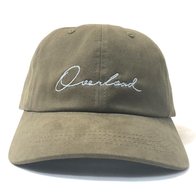 Overload - Hat - Script Unconstructed - Loden