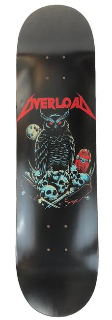 Overload - Deck - Metal Owl