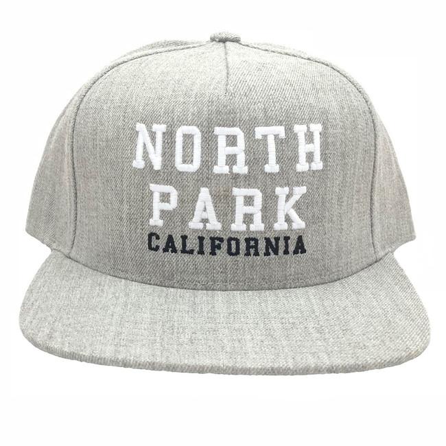 Overload - Hat - North Park - Heather Grey