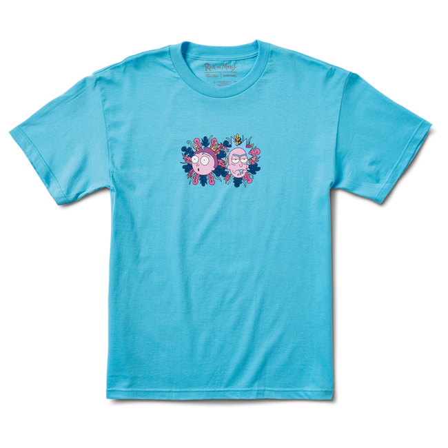 Primitive - T-Shirt - Dirty P - Pacific Blue