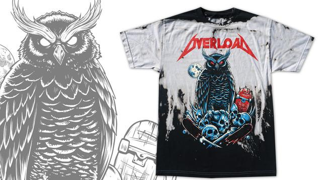 Overload Metal Owl