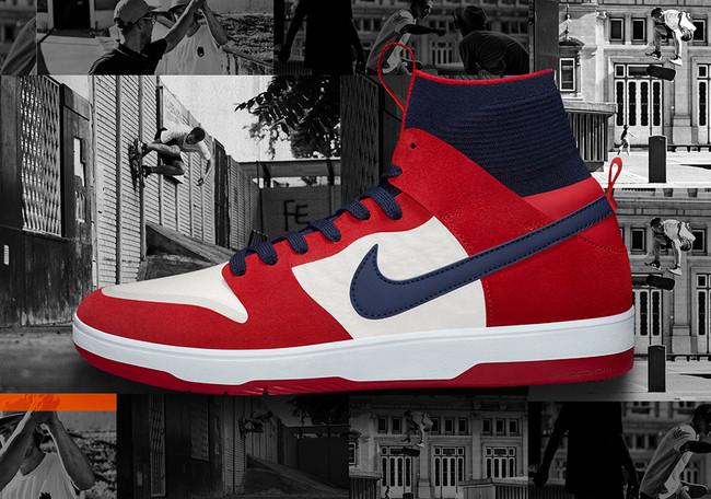 Nike SB Dunk High Elite