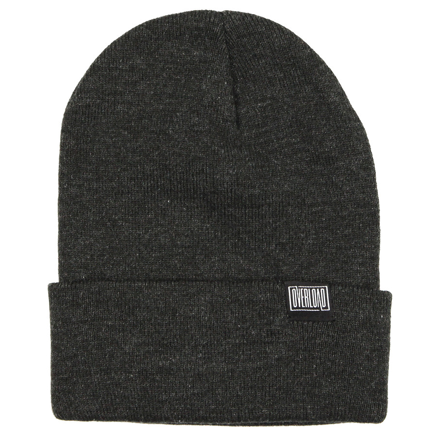 Overload - Beanie - Clip - Charcoal