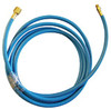 Hose 3/16 X 119-1/2 Hp Ss - 1/8 Mpt X 1/4ft Ends