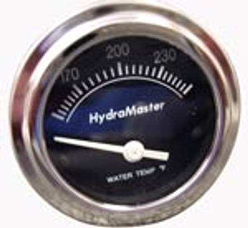 Gauge Temperature Hydramaster