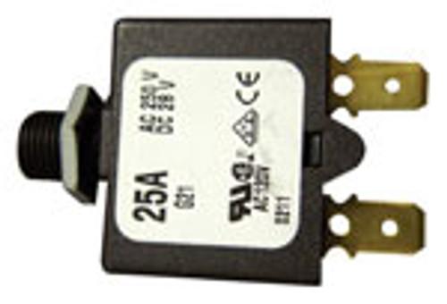 Circuit Breaker 25amp Hydramaster