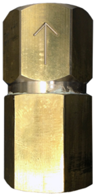 Hydramaster Outlet Check Valve
