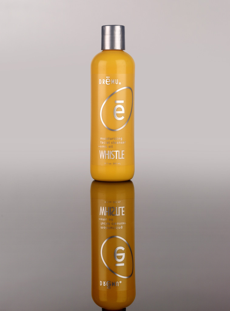 Whistle - World's ONLY Emu Oil Serum Moisturizing Facial Cleanser.   Made in USA for over 21 years!