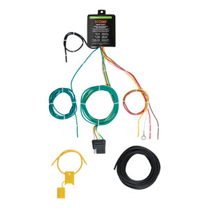 CURT Multi-Function Taillight Converter Kit #59236