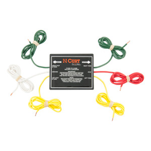 CURT 2-to-3-Wire Taillight Converter #56196