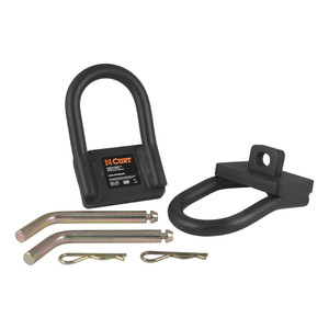 CURT 5th Wheel Safety Chain Loops #16000