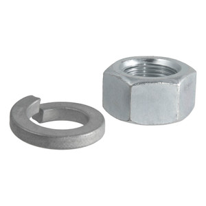 CURT Replacement Trailer Ball Nut & Washer #40104