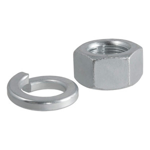CURT Replacement Trailer Ball Nut & Washer #40105