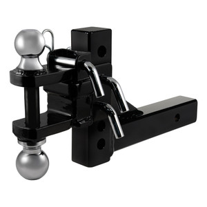 CURT Adjustable Multipurpose Ball Mount #45049