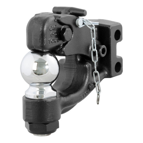 CURT Channel-Mount Ball & Pintle Combination #45920