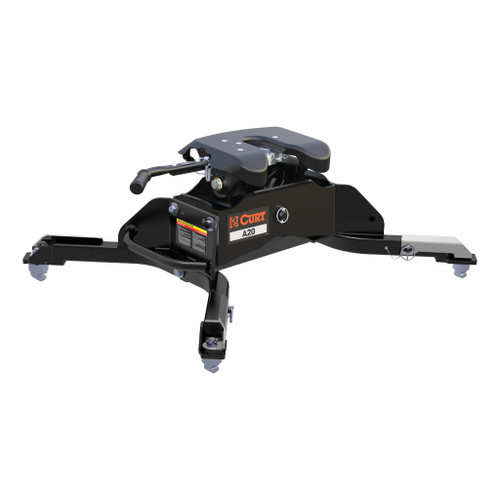CURT A20 5th Wheel Hitch with Ram Puck System Legs #16044