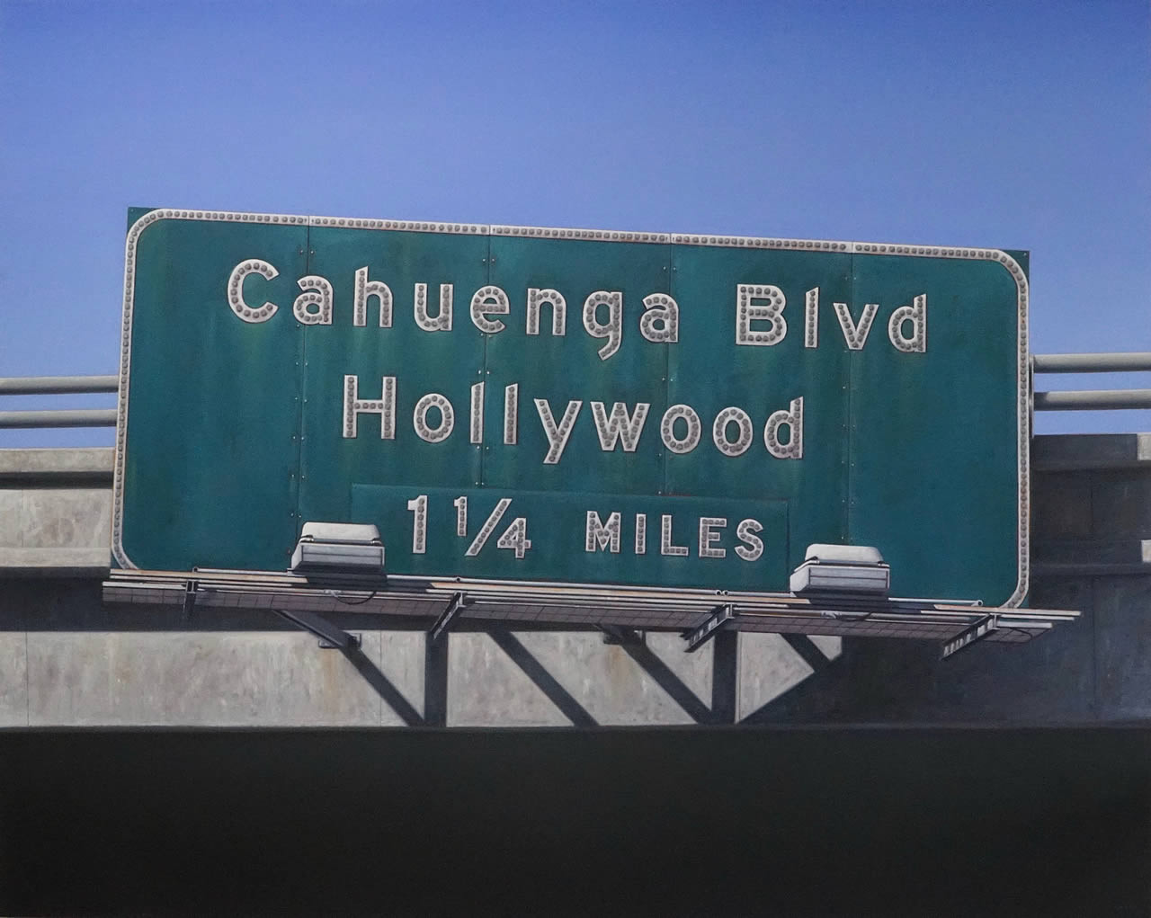 Cahuenga Blvd Hollywood