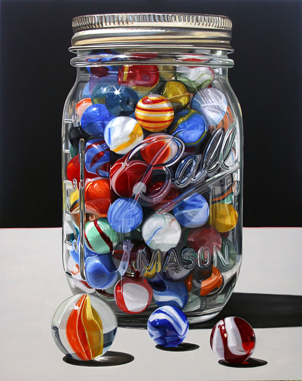 Preserving my Marbles