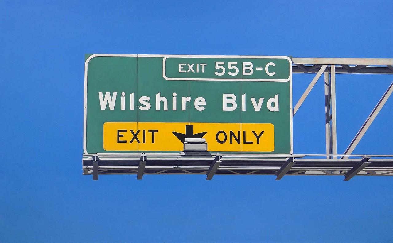 Wilshire Boulevard