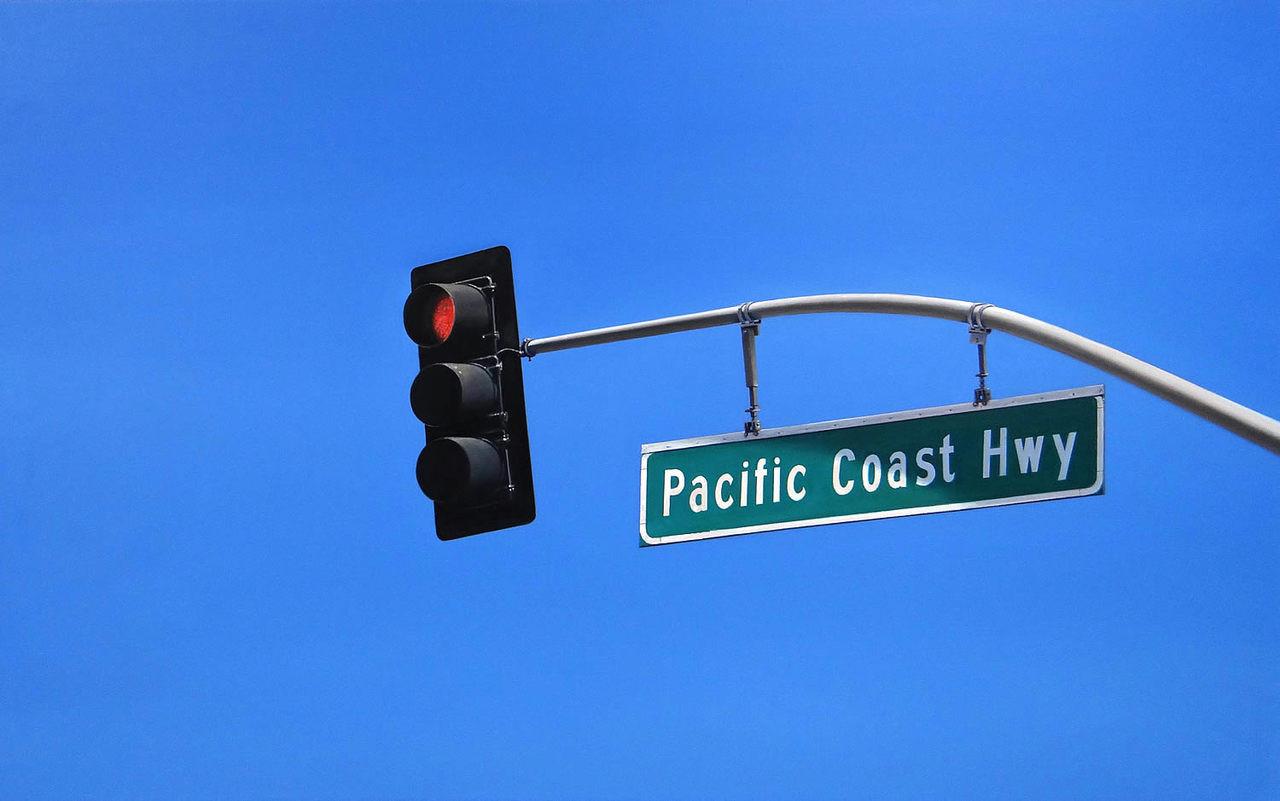 Pacific Coast Highway II