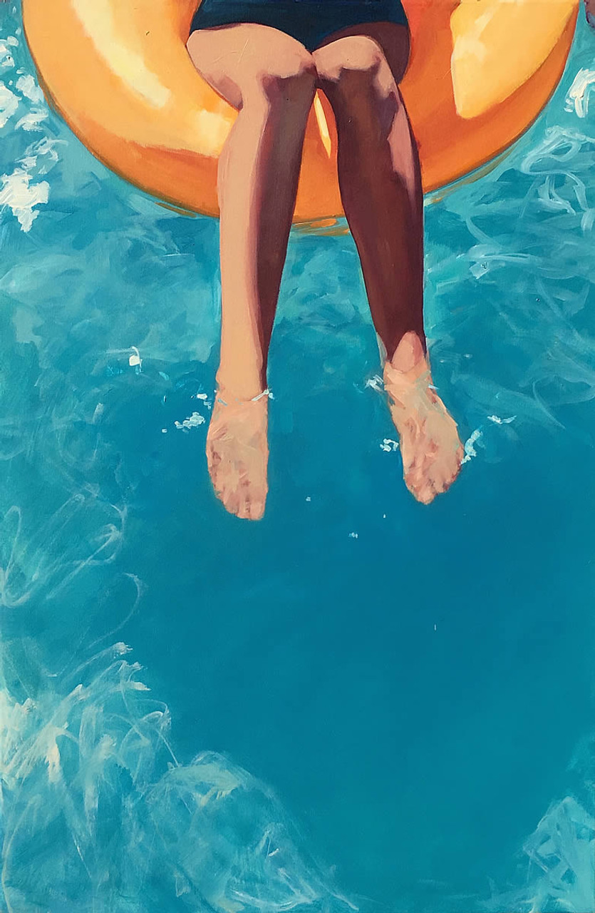 Orange Floaty