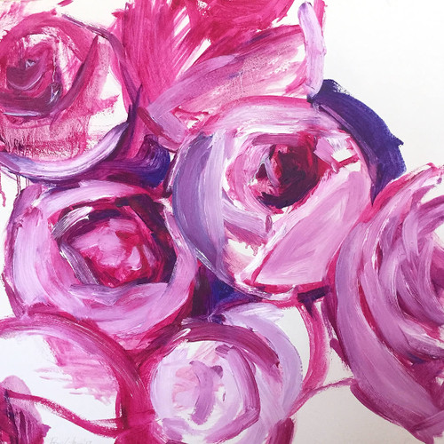 Abstraction Roses