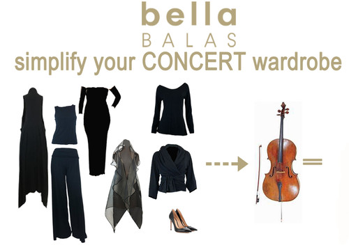HOW TO MAXIMIZE your concert wardrobe.