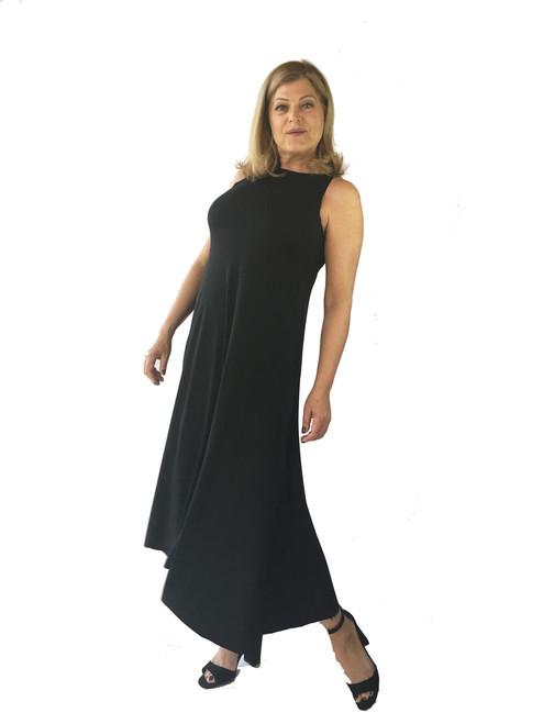 BAMBOO SWING DRESS