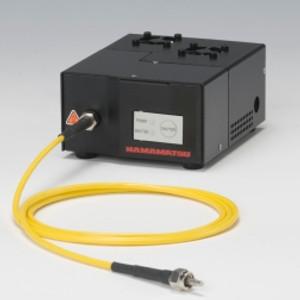 L10671 Compact UV-VIS S2D2 Fiber Light Source