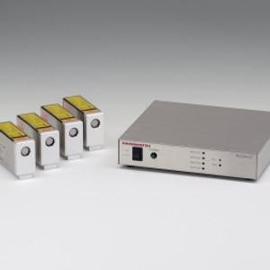 Hamamatsu C11952 Multiple Four Head Type Photoionizer Controller