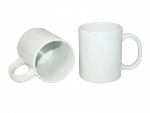 11oz AAA Grade White Sublimation Mug
