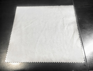 6in x 6in Sublimatable Microfiber Cleaning Cloth