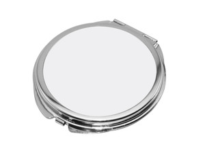 2.5 Inch (6.2cm) Round Shaped Compact Mirror