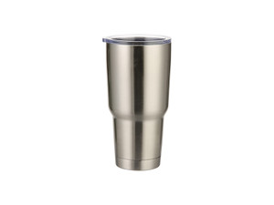 30oz Double Walled Stainless Steel Tumbler