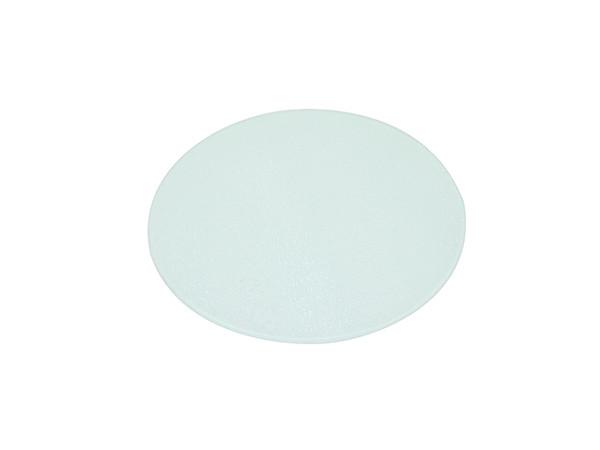 12 inch Round (30cm) Tempered Glass Cutting Board