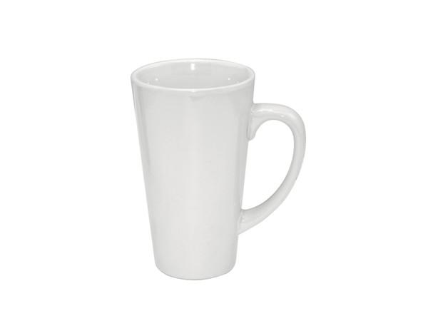 17oz Tall Latte Style Mug with Handle