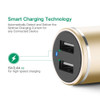 USB Car Charger 2 Port 24AWG