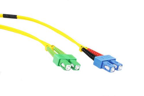 1M OS1 Singlemode SC-SCA Fibre Optic Cable
