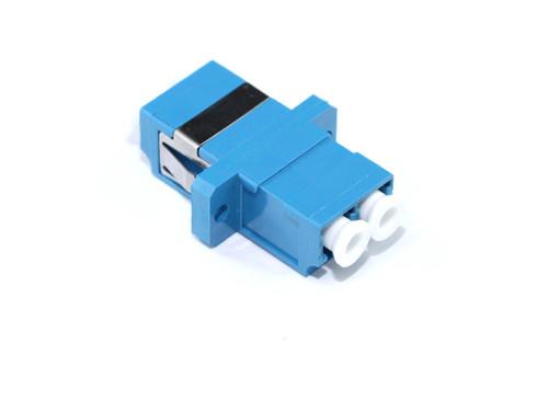 LC-LC Fibre Singlemode Duplex Adaptor
