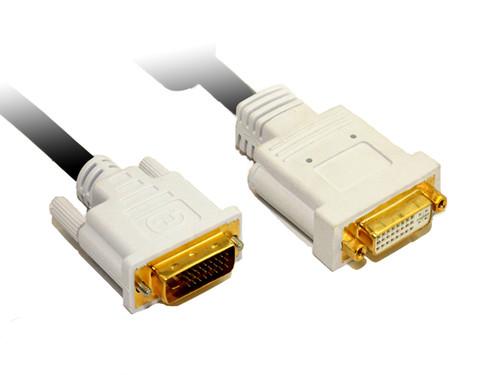 2M DVI-D Extension Cable