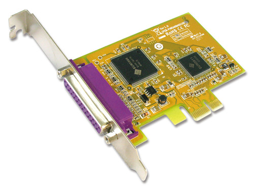 PCI Express 1 Port Parallel Card