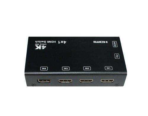 4 Port HDMI 4Kx2K Switch