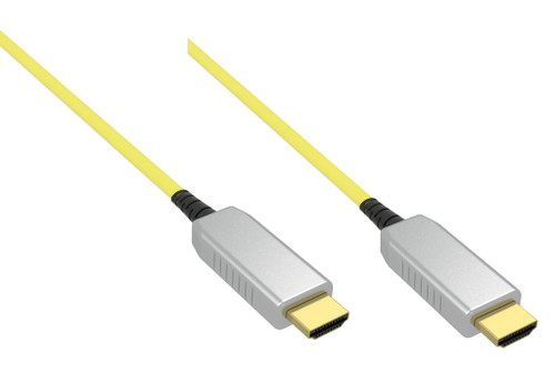 80M Fibre Optic Hybrid HDMI 4Kx2K Cable