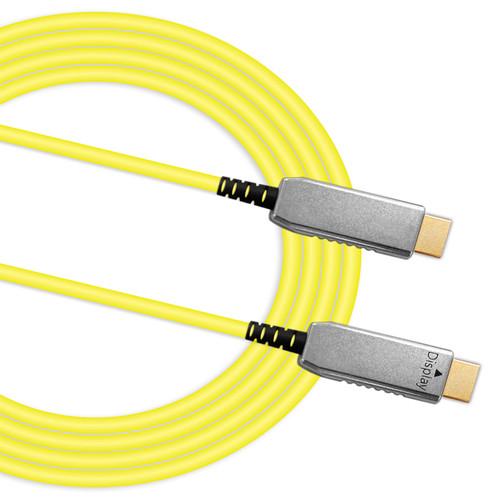 100M Fibre Optic Hybrid HDMI 4Kx2K Cable