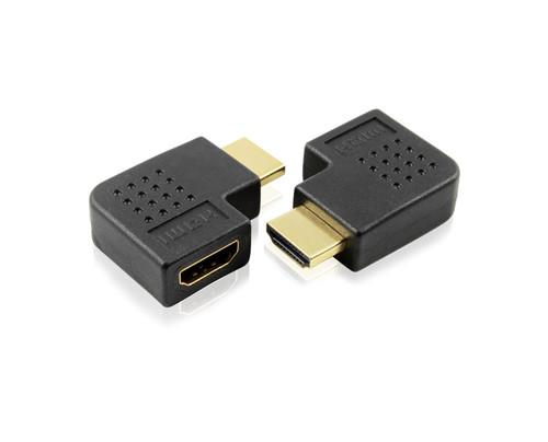 HDMI M-F Right Angle Adaptor